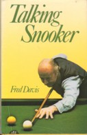 Talking Snooker by Fred Davis