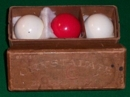 Crystalate Billiard Balls